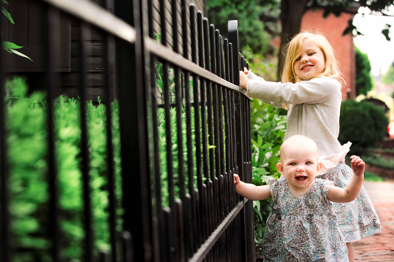 Josie & Alex fence