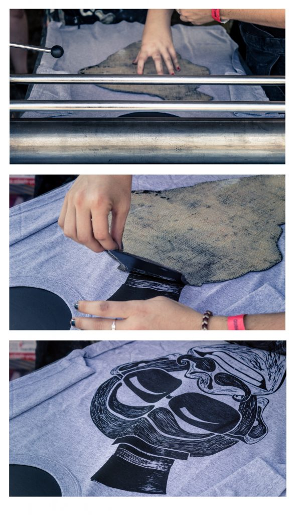 Independents' Day Festival 2016 - UA Creative Photography - OSU Screen Printing