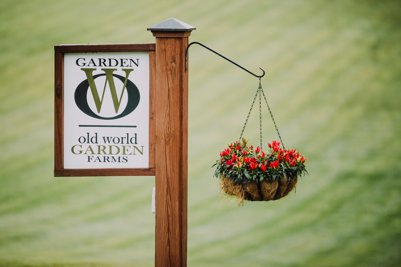 Old World Garden Farms Farm to Table Dinner