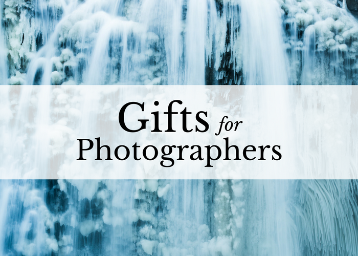 2017 Holiday Gift Guide for Photographers