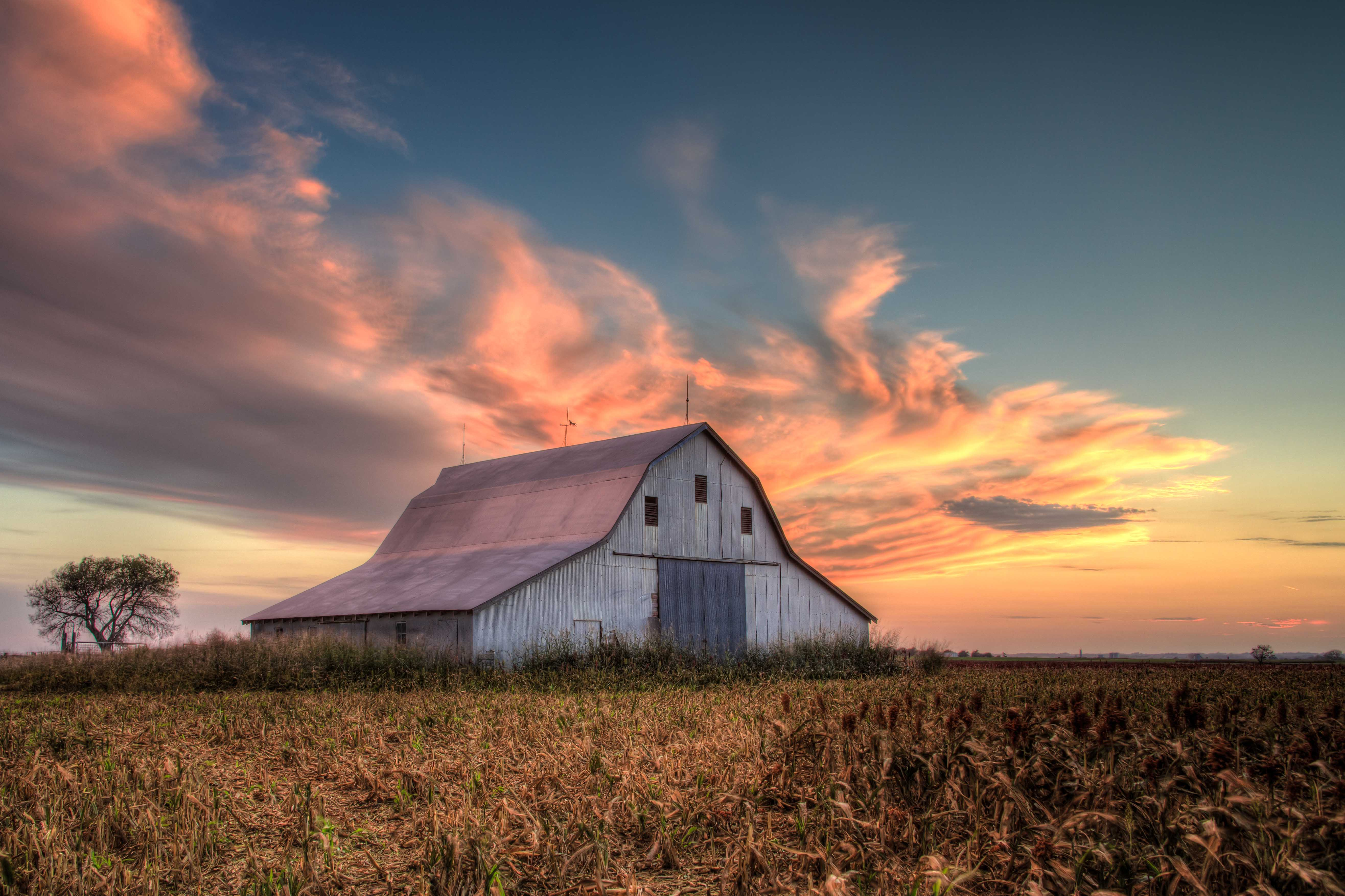 """Spacious Skies"" by Garry Wilcox"